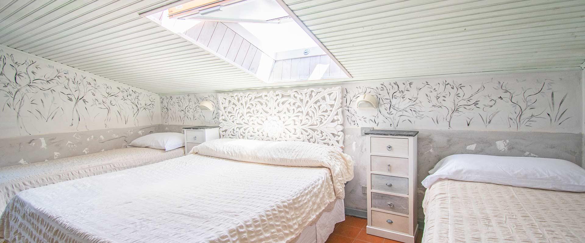Triple room, hotel luciana in marina di massa